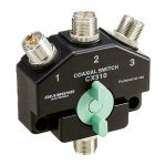 Diamond CX-310A 3-Way SO239 Coax Switch