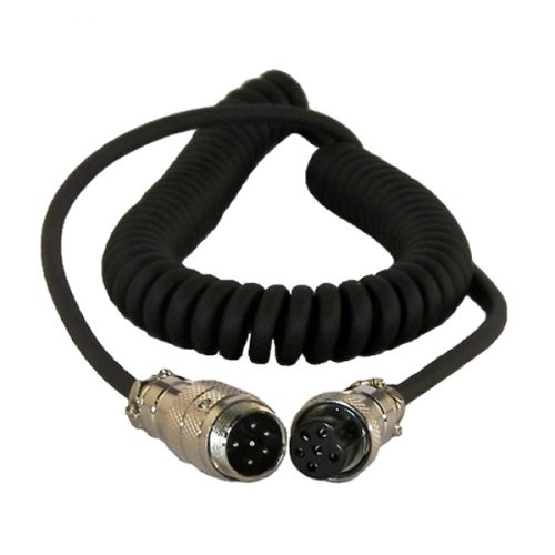 MXT-6 Microphone 6-Pin Extension Lead