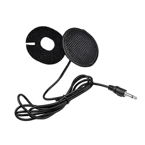 Sharman Helmet Flat Speaker with 3.5 mm Jack Plug