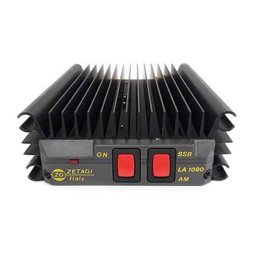 Zetagi LA1080V VHF Power Amplifier 140 – 170 MHz, 100 W Max