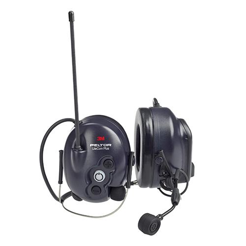 3M Peltor LiteCom Plus Headsets