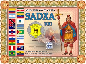 SADXA 100