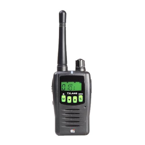 TTI TXL-446 PMR Handheld Radios