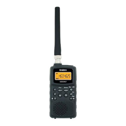 Uniden Bearcat EZI-33XLT Handheld Scanner