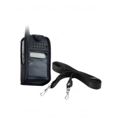 Entel CFC450 Soft Leatherette Case with Carry Strap