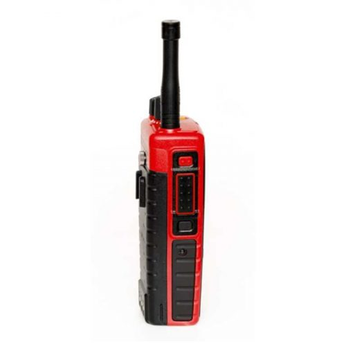 Entel DT844FF ATEX VHF Fire Fighter Portable Radio