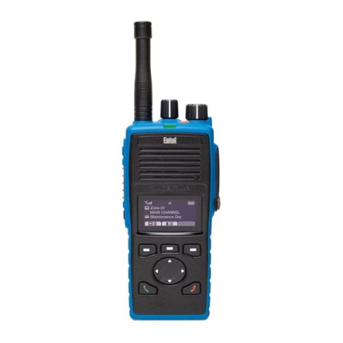 Entel DT953 PMR/DMR446 DTEx Analogue Portable Radio