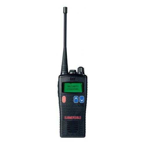 Entel HT783M UHF Analogue Portable Radio