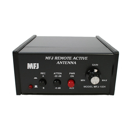 MFJ-1024 External Receiving Antenna