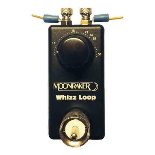 Moonraker Whizz Loop V3 40 - 6 m QRP Antenna